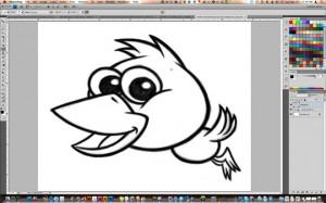 Artwork for Screen Print