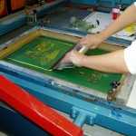 t-shirt screen printing stockport